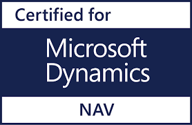 Certified for Dynamics NAV