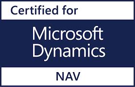 Certified for Dynamics NAV